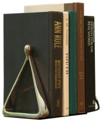 Stirrup Bookends - Contemporary - Bookends - by GLOBAL ...