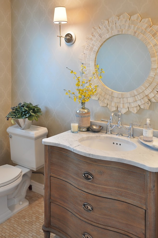 french country bathroom lighting ideas