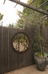 Outdoor Mirror at Poolside Area, Hawthorn, VIC