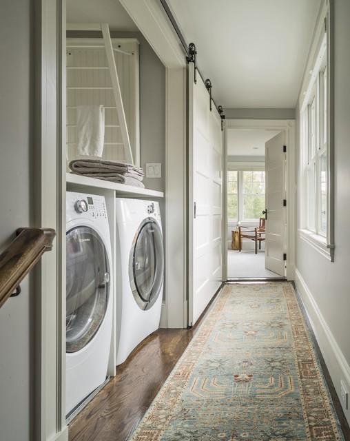 Family Farmhouse farmhouse-laundry-room