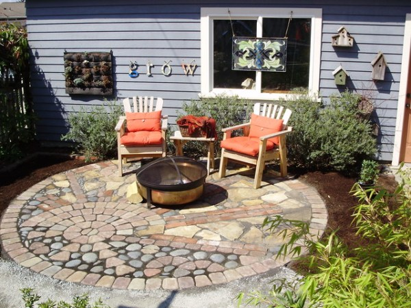 patios - eclectic patio seattle