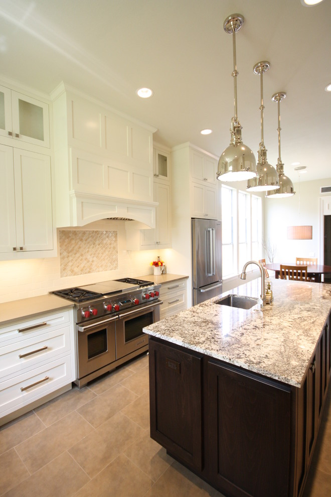Buffridge Kitchen - Modern - Kitchen - Dallas - by Alair ...