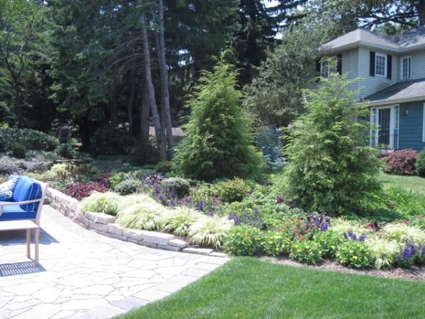 holland mi lakefront garden