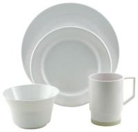 Galleyware Melamine Dinnerware Gift Set - Traditional ...