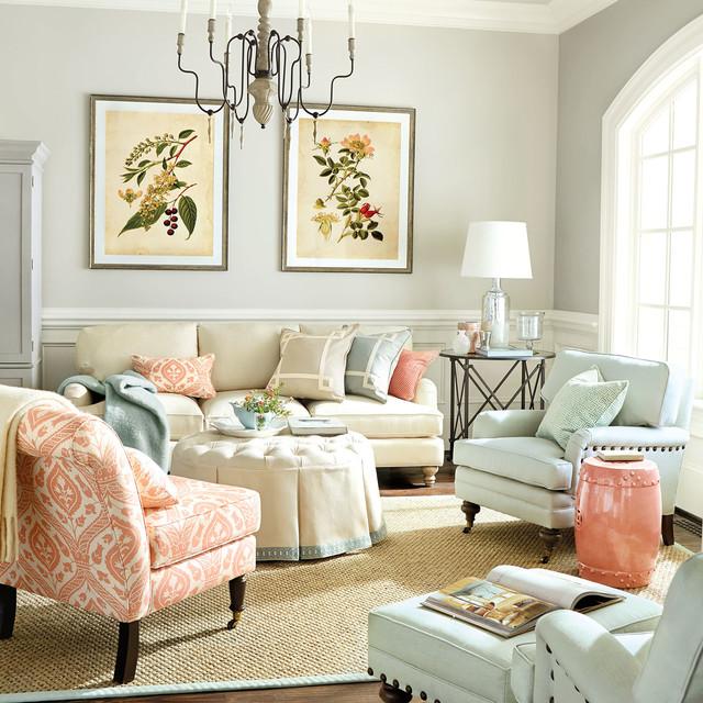 Living Room Traditional Living Room Atlanta By Ballard Designs