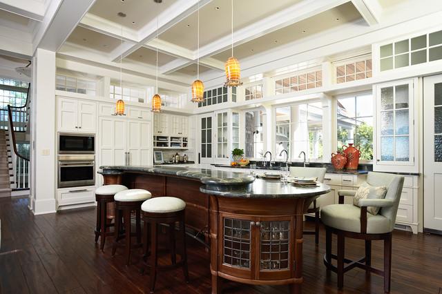 Shingle Style Victorian Kitchen Minneapolis Tea2 Architects