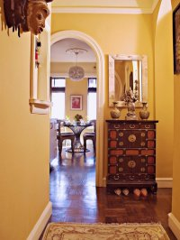 Foyer Wall Paint Home Design Ideas, Pictures, Remodel and ...