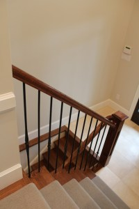 Kitsilano Heritage Home - Traditional - Staircase ...