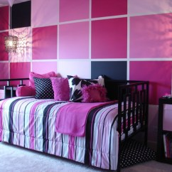 Diy Daybed Sofas Half Leather Sofa Review Pink And Black Tween Bedroom - Contemporary Chicago By ...