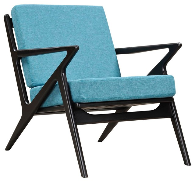 z chair mid century ethan allen chairs modern arm black frame midcentury armchairs and accent by plush pod decor