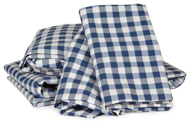 should area rugs match in living room and dining paint ideas 2018 gingham plaid sheet set - farmhouse pillowcase ...