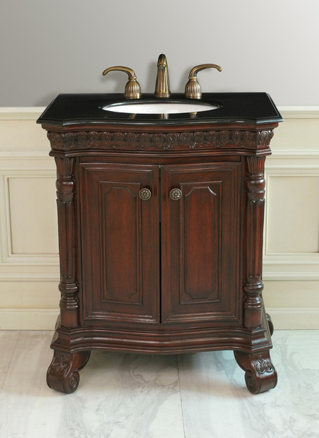 Antique Style Bathroom Vanities  Traditional  Bathroom
