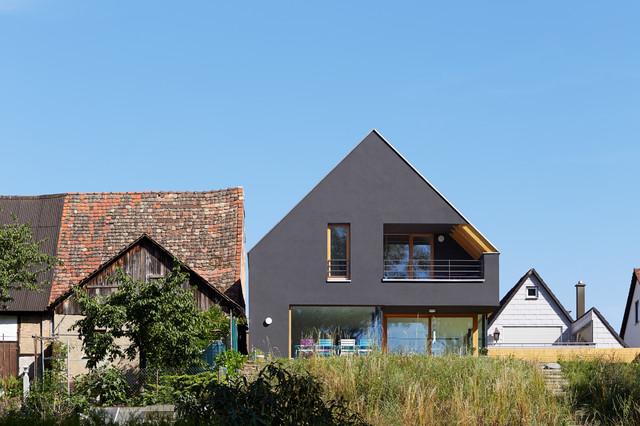 Von Pult bis Mansarddach  hier kommen die beliebtesten Dachformen