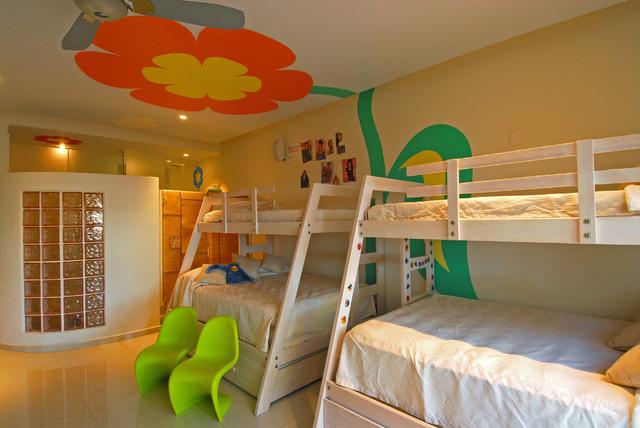 BEDROOMS eclectic-kids