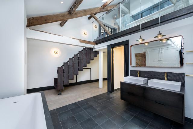 Warehouse Conversion Apartment London