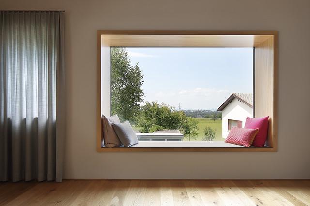 Haus FL  Modern  Wohnbereich  Mnchen  von RADON