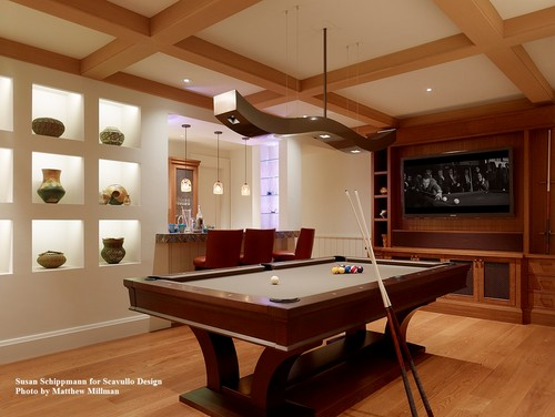 I Love The Light Fixture Over The Pool Table. What Brand