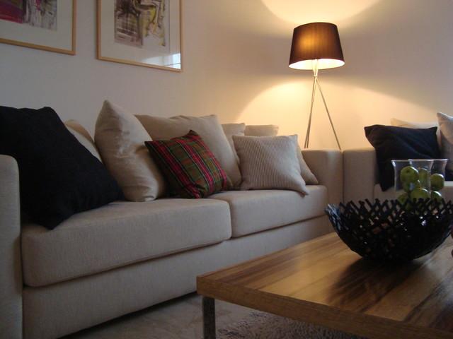 Living Room  Tripod Lamp