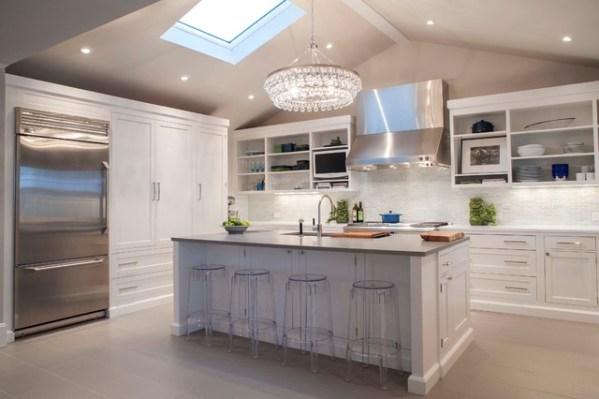 coastal style kitchen Beach House - Coastal Style Kitchen - Beach Style