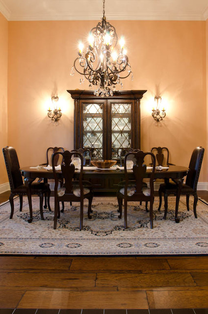 Custom Old World English Country House  Traditional