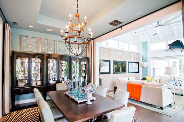 HGTV Smart Home 2013  Tropical  Dining Room