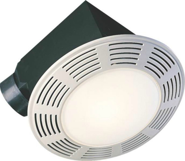 air king deluxe round exhaust fan with night light 100 cfm