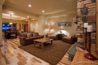Western Ranch - Traditional - Living Room - Portland - by ...
