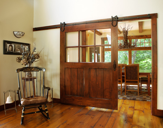 Interior Sliding Barn Door Windows And Doors Cleveland