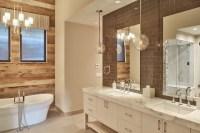 Custom Mountain Modern - Master Bathroom