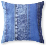 Society6 Denim, Throw Pillow - Decorative Pillows - by ...