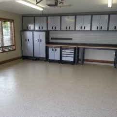 Garage Chairs Rolling Stool Chair For Sale Philippines Gladiator Garageworks Cabinets And Floor Coating In Vero Beach, Florida - Industrial ...