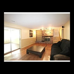 Arrange Living Room Furniture African Long Narrow Family With A Fireplace And Sliding Glass ...