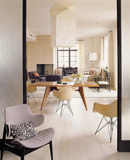 living room side table decorating ideas very cheap furniture american modern thomas o'brien - dining ...