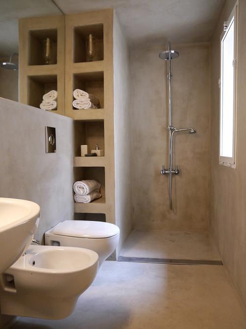 Arredare un bagno con doccia  idealistanews