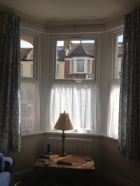 Shutters with or without curtains?