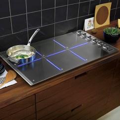 Kitchen Cooktops White Cabinets Design Cooktop Portfolio