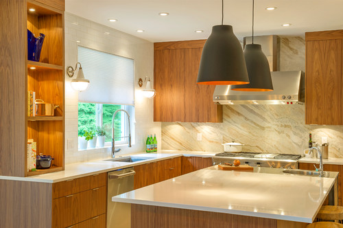 Six Alternatives To The Tile Backsplash That Are Practical - How-to-install-a-backsplash-minimalist
