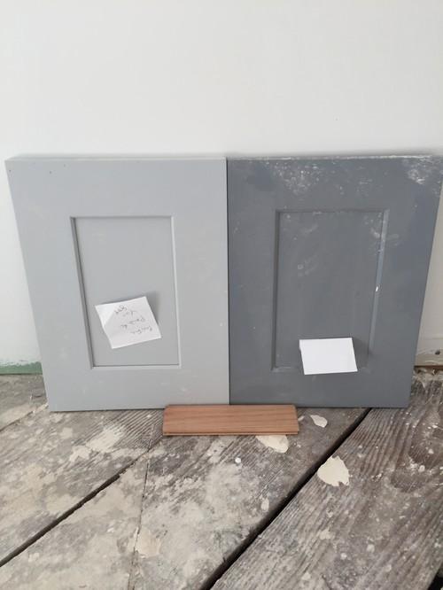 Light Grey Or Dark Grey Kitchen Cabinets