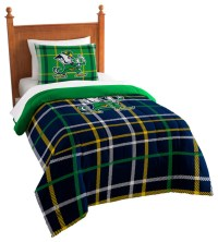 Notre Dame Comforter With Shams - Contemporary ...
