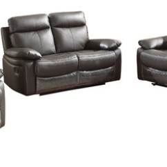 Ryker Reclining Sofa And Loveseat 2 Piece Set Sherrill Sofas Prices 3 Leather Living Room With Arm Chair