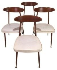 Mid-Century Modern Viko Baumritter Chairs - Modern ...