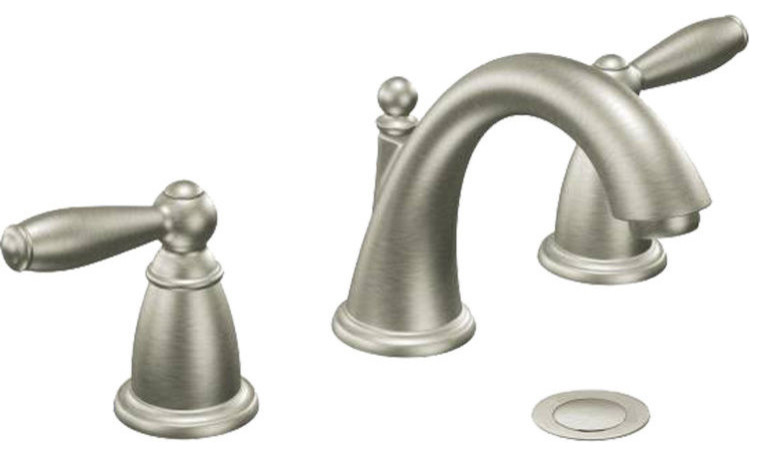 moen t6220 chrome boardwalk 2 handle widespread lavatory faucet