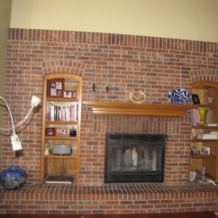 Living Room Fireplace Off Centered Brown And Green Color Scheme For How To Increase Your Home S Resale Value With A Makeover What Know About Remodeling