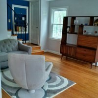 Help me decide on furniture/ rug arrangement in small ...
