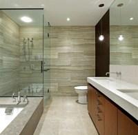 Penthouse Loft renovation - Minimalistisch - Badezimmer ...