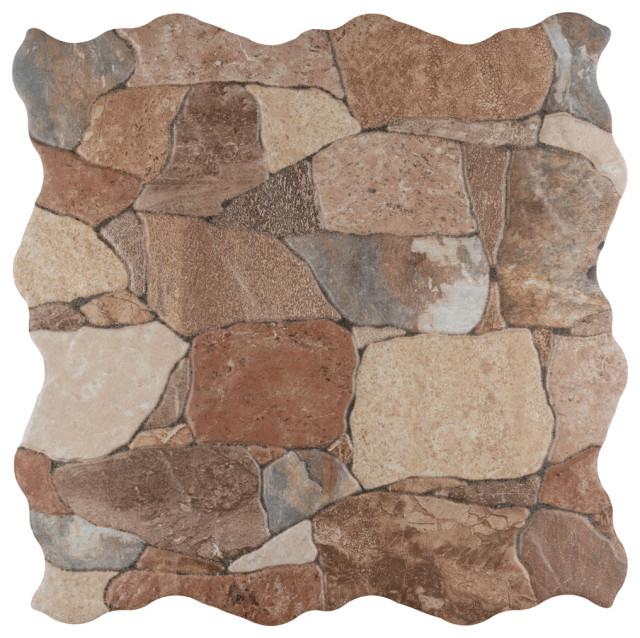 somertile attica stone look ceramic floor wall tile caledera sample