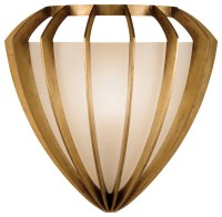 Staccato Sconce, Gold
