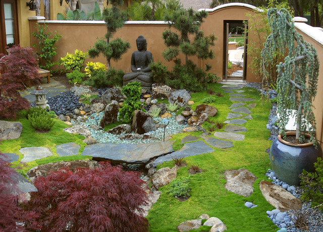 Asian Landscape Design Design Ideas And Photos Resolution