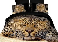 Dolce Mela Dm400 Safari Themed Luxury Bedding Duvet Cover