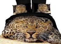 Dolce Mela Dm400 Safari Themed Luxury Bedding Duvet Cover